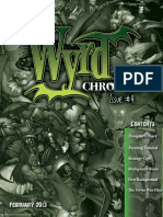 Wyrd Chronicles - Ezine - Issue 04 (12131258)