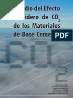 Estudio del Efecto Sumidero de CO2 de los Materiales de Base Cemento.pdf