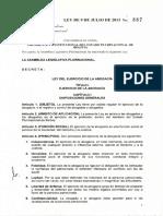 LEY 387 EJERCICIO ABOGACIA.pdf