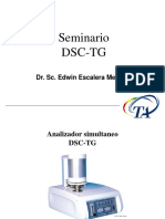 DSC TG Presentation