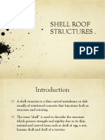 Shell Roof