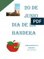 20 de Junio Tapa
