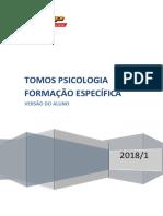 2TOMO - Versão Aluno - 2018-1 - Psicologia