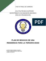Plan Residencia asilo 2014