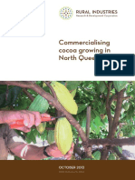 Cocoa Queensland Manual