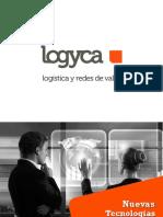 Nuevas Tecnologias Para La Competitividad Logística GBiffi Mayo 31 2016.... (1)
