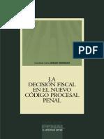 36 La decisión fiscal en el NCPP.pdf