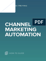 Channel Marketing Automation