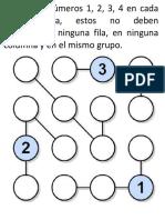 Pasatiempos matemáticos para primaria.