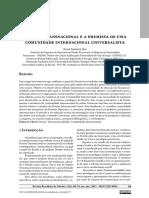 Direito Transnacional e a Premissa de uma Comunidade Internacional.pdf