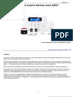 Manual Alarma G30C