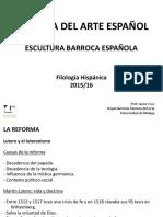 Escultura Barroca Española