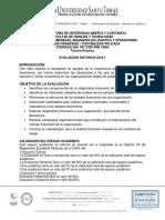 Dis de Espacio Académico (Análisis Financiero) 1-2018