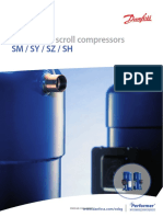 Performer Scroll Compressor