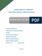 Monografia Del Derecho Penal Del Enemigo