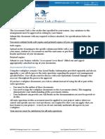 BSBPMG514 Assessment Task 2