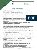 BSBPMG517 Assessment Task 2