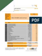 Planilla Rubros Mod6 EDIF COCHERAScub CH Ene2018