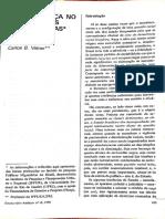 Estado e Raca No Brasil Notas Exploratorias[1]