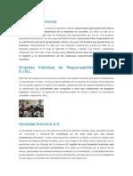 Empresa Unipersonal.docx