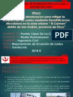 PPT FINAL Lopez-Huamanyauri