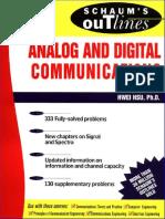 analog & digital communication - Schaum outline´s