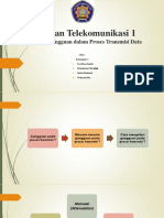 PPT Jaringan Telekomunikasi 1