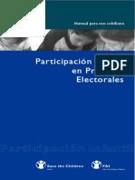 p.i Procesos Electorales