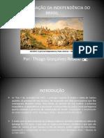A Proclamação Da Independência Do Brasil