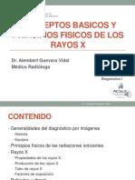 Case 1 y 2 Conceptos Basicos y Principios Fisicos de Los Rayos x