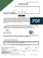 Modelo Carta PD3 Cajamarca