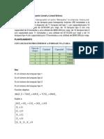Programacion Lineal y Lineal entera