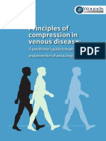 Principios of Compression in Venous Desease