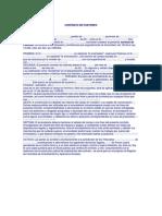 Contrato de Pastoreo - Copia