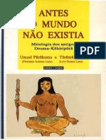 Antes o mundo não existia - mitologoa indígena.pdf