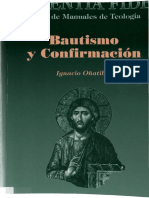 Bautismo y Confirmacion - Ignacio Onatibia