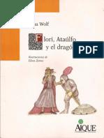 Flori - Ataúlfo y El Dragón - Ema Wolf