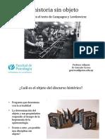 Clase La Historia Sin Objeto.pdf