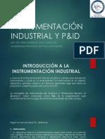 Instrumentación Industrial y p&Id
