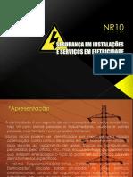 NR 10 - Trabalho MEF - 02309 [ E 3 ]