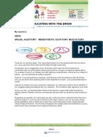 Educating With the Brain - Sandra Frattini