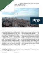 Uso de Suelo y Ambiente Interior - CP