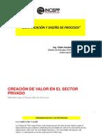 IDENTIFICACION Y DISEÑO DE PROCESOS
