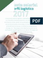 Encuesta Salarial Logistica 2017