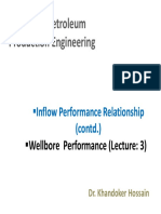 Lecture 3 (IPR and TPR)