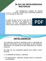 Exposicion de Inteligencia.