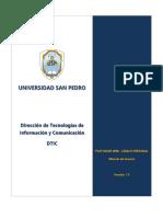 M-DTIC-0044 - Manual de Usuario Platinium Web Legajo Personal