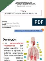 INFECCION RESPIRATORIAS AGUDAS