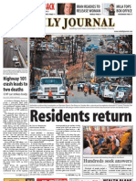 0913 issue of the Daily Journal