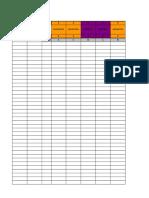Bases de Datos Ensayos Simce 4o Oficiales